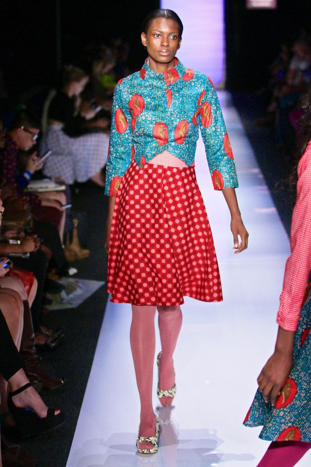 african fashion 2014 | ... by Thembeka Vilakazi | Best of South African Fashion Week A/W 2014