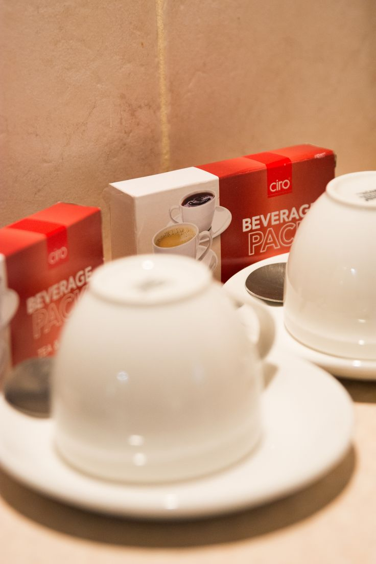 Every room has coffee and tea making facilities. #SefapaneMagic