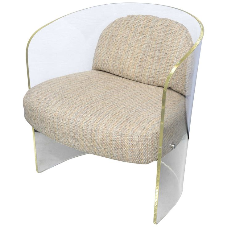 Vintage Pace Lucite Barrel Chair - 79 Best Lucite Love Images On Pinterest Lucite Chairs, Acrylic
