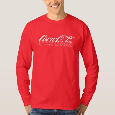 Coca-Cola Logo T-Shirt - click/tap to personalize and buy