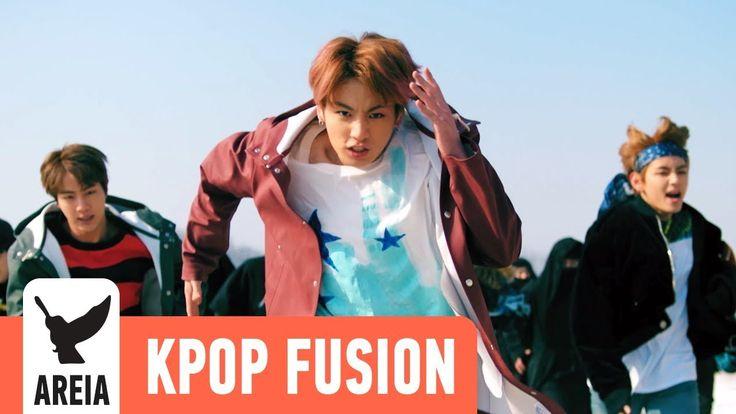 BTS (방탄소년단) - Not Today   Areia Kpop Fusion #23 REMIX - YouTube
