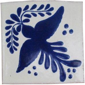 Talavera Tile & Mexican Talavera Tile from SaltilloTileFlooring