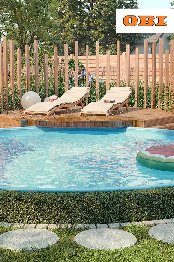 Pool Selber Planen Garten Gartenpools Pool