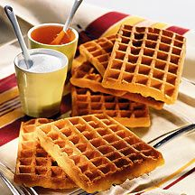 WeightWatchers.fr : recette Weight Watchers - Gaufres