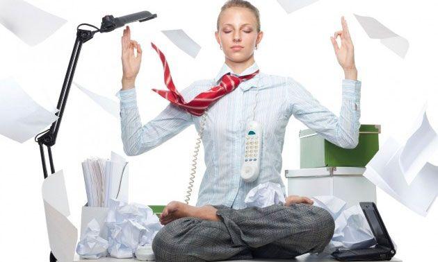 Tips para liberar el estrés