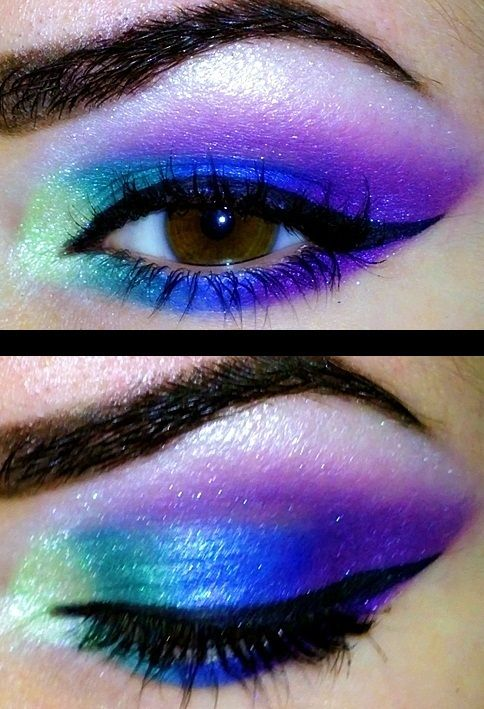 53 Best Cool Makeup Images On Pinterest