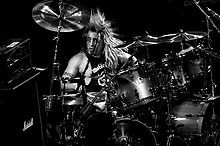 Mikkey Dee. My inspiration!