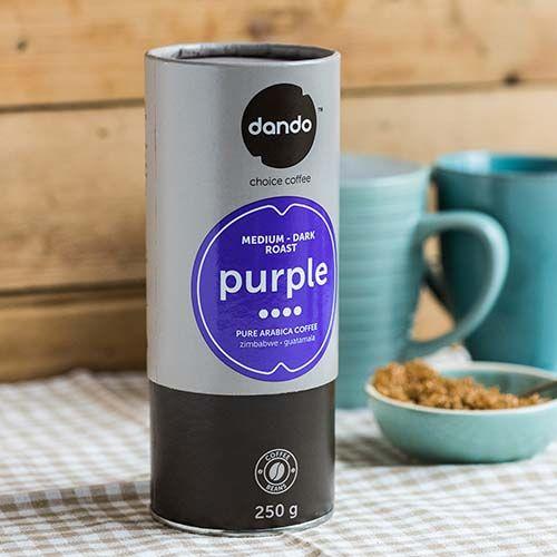 Dando Purple Coffee