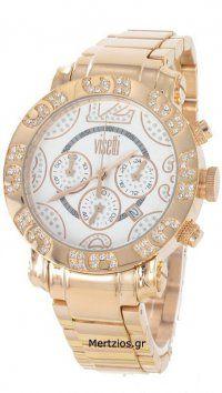 Visetti  Visetti Rose Gold Watch TI-WSW845