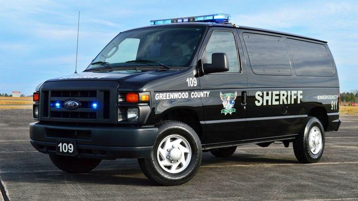 South Carolina Police Cruiser Image Database