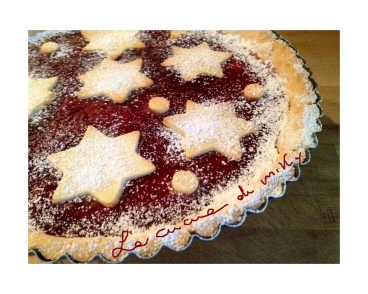 Crostata con frolla alla ricotta senza zucchero e senza glutine con marmellata di fragole BlogGz la cucina di miky