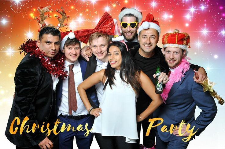 Office Christmas Party #jellybooth #greenscreen #funbooth #photobooth #partyplanner #party #entertainment