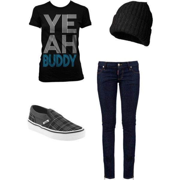 Tomboy outfit by natashastead on Polyvore