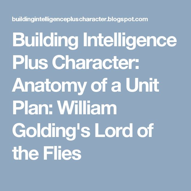 """william golding grade thinking as a hobby One such critical analyst is william golding, the famous author of """"lord of the flies"""" mr golding arrived at his conclusion of different levels of critical thinking as a child, culminating in an essay titled """"thinking as a hobby""""."""