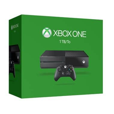 Xbox One 1TB  Haal een geweldig entertainment-systeem in huis met de Xbox One inclusief 1TB harde schijf. Speel veel exclusieve titels van bekende franchises als Halo Tomb Raider en Gears of War!  EUR 249.00  Meer informatie