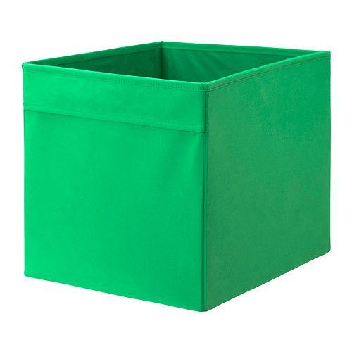 DRÖNA Box - green - IKEA