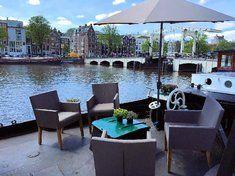 Spécialité d' Amsterdam - Location Péniches - House-Boat Hotel Amsterdam