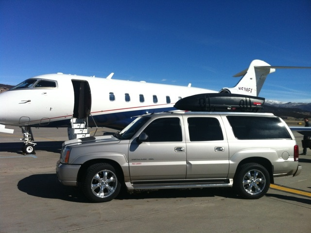 Vail Airport Transportation
