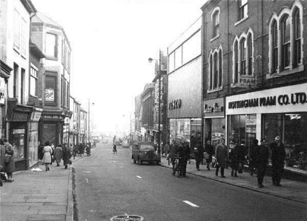 60s hockley nottingham