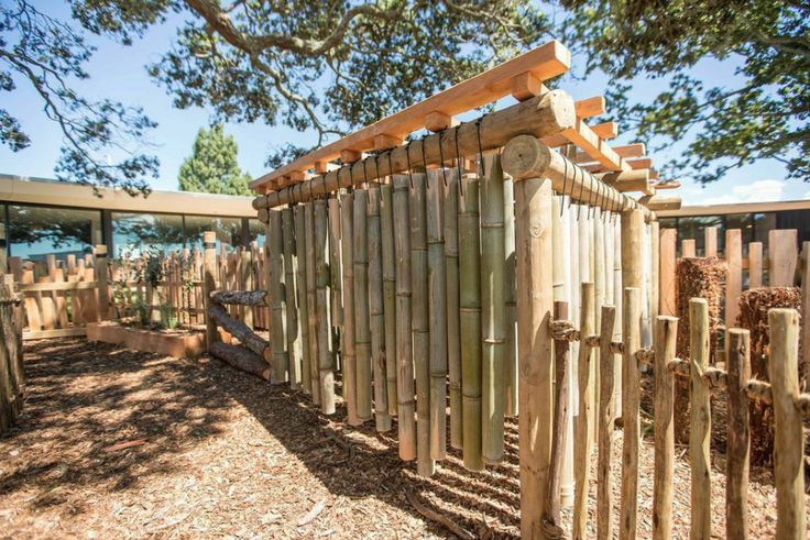 Play Ground at Chrysalis Early Learning Centre designed by Phill Smith Architects.