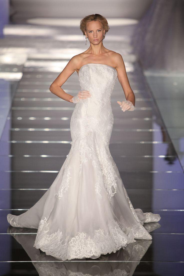 Wedding Dress AlessandraRinaudoLookbook SORAYA ARAB15629SL 2015