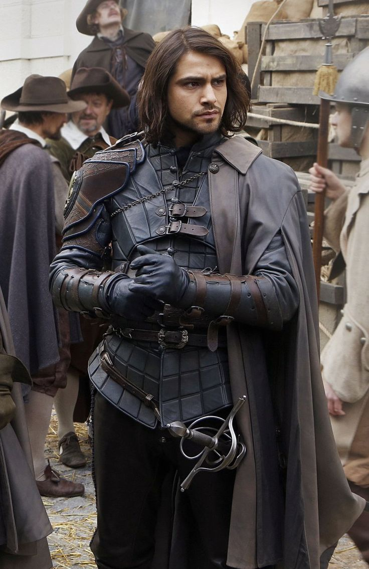 The Musketeers - D'Artagnan