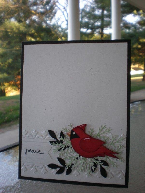CC609 Guest Designer Sample- Roberta's card