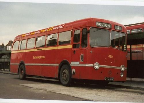 Bus Photograph; Lancashire United 480   eBay