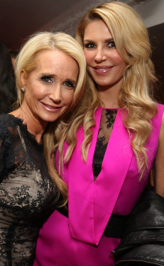 Brandi Glanville Bashes RHOBH Cast Going After Kim Richards Sobriety! - The Real Housewives | News. Dirt. Gossip.
