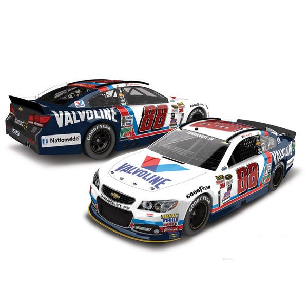 Dale Earnhardt Jr. Action Racing 2015 #88 Valvoline 1:24 NASCAR Sprint Cup Series Liquid Color Die-Cast Chevrolet SS - $79.99