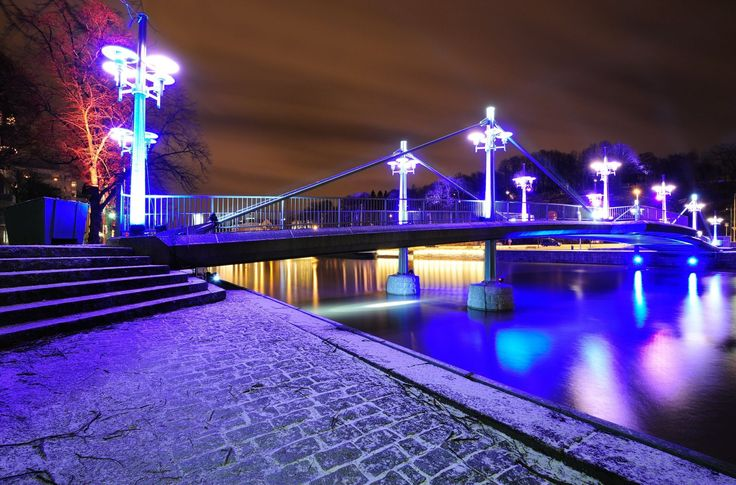 Visit Turku Finland - The Official Christmas City In Finland - Turku was almost completely destroyed by fire in 1827, with few buildings surviving.  Read More http://www.getintravel.com/turku-finland/