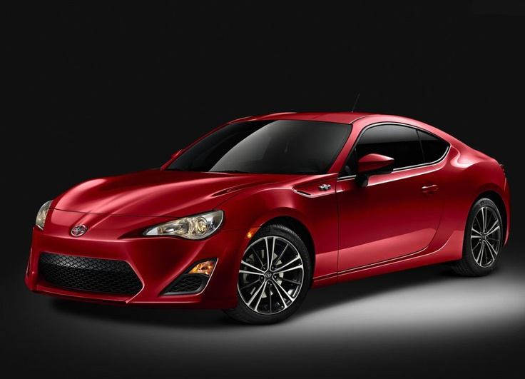 2013 Toyata Scion - I Love Sports Cars...Maybe Someday