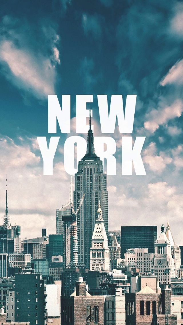 New York. Tap to see Best Collection of New York City iPhone wallpapers. - @mobile9 #cities #photography