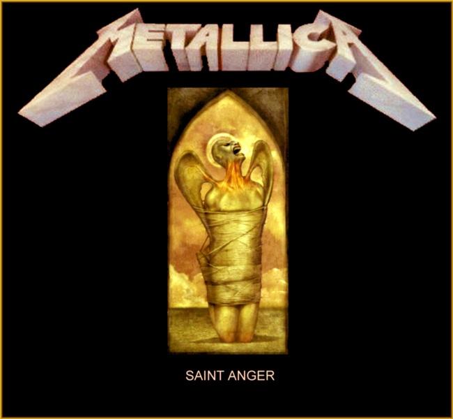 Metallica / Album Cover