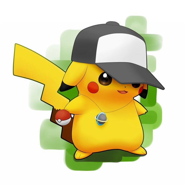 PikaTrainer. Pikachu (by ぼる, Pixiv Id 99687)