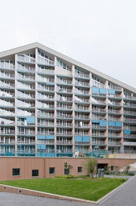 V stermalms atrium joliark bost der residential for Residential atrium