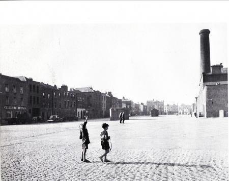 Smithfield, Dublin, circa 1950's