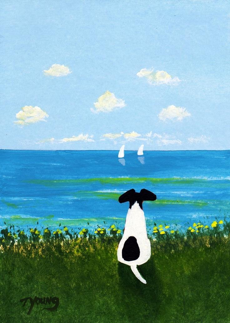 Best 25+ Dog art ideas...