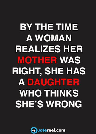inspiring mother daughter quote