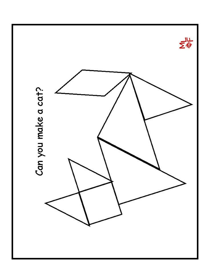 84 best tangram images on pinterest tangram printable kindergarten math and preschool. Black Bedroom Furniture Sets. Home Design Ideas