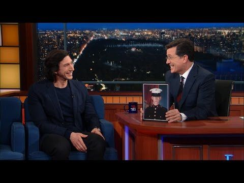 VIDEO: Adam Driver Trained For Juilliard By Joining The Marines (Video) - BWWTVWorld