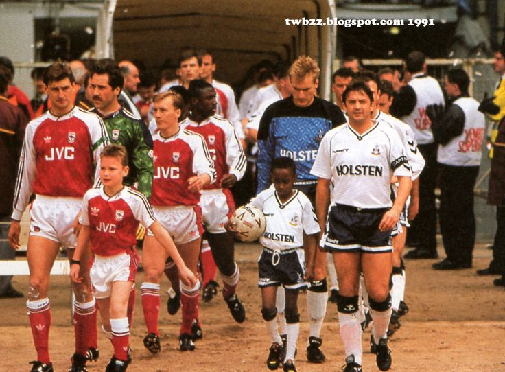 FA Cup Semi Final Wembley 1991.