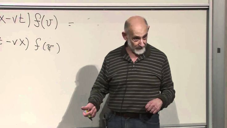 Special Relativity | Lecture 1 (+playlist)