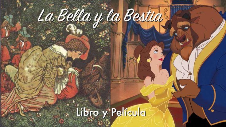 Diferencias entre libro y película. La Bella y la Bestia.