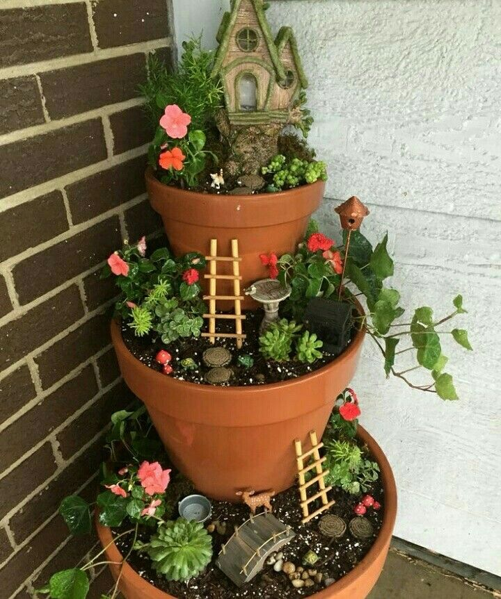 Mini jardin