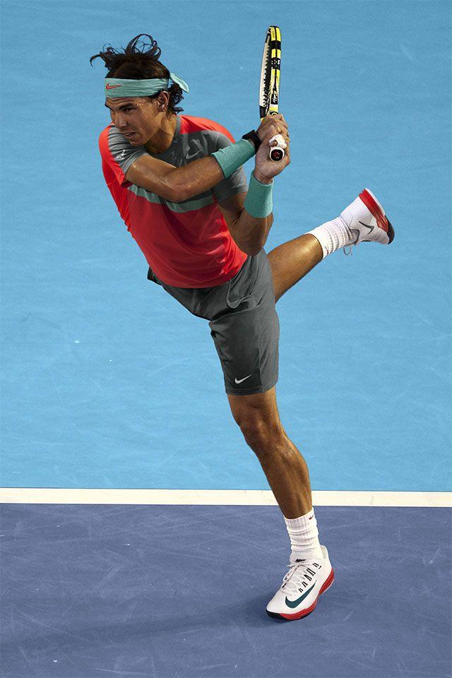 NIKE Tennis: Rafa Nadal 2014 Australian Open