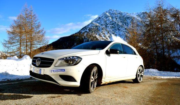 Mercedes Classe A 200 CDI: la prova su strada con foto