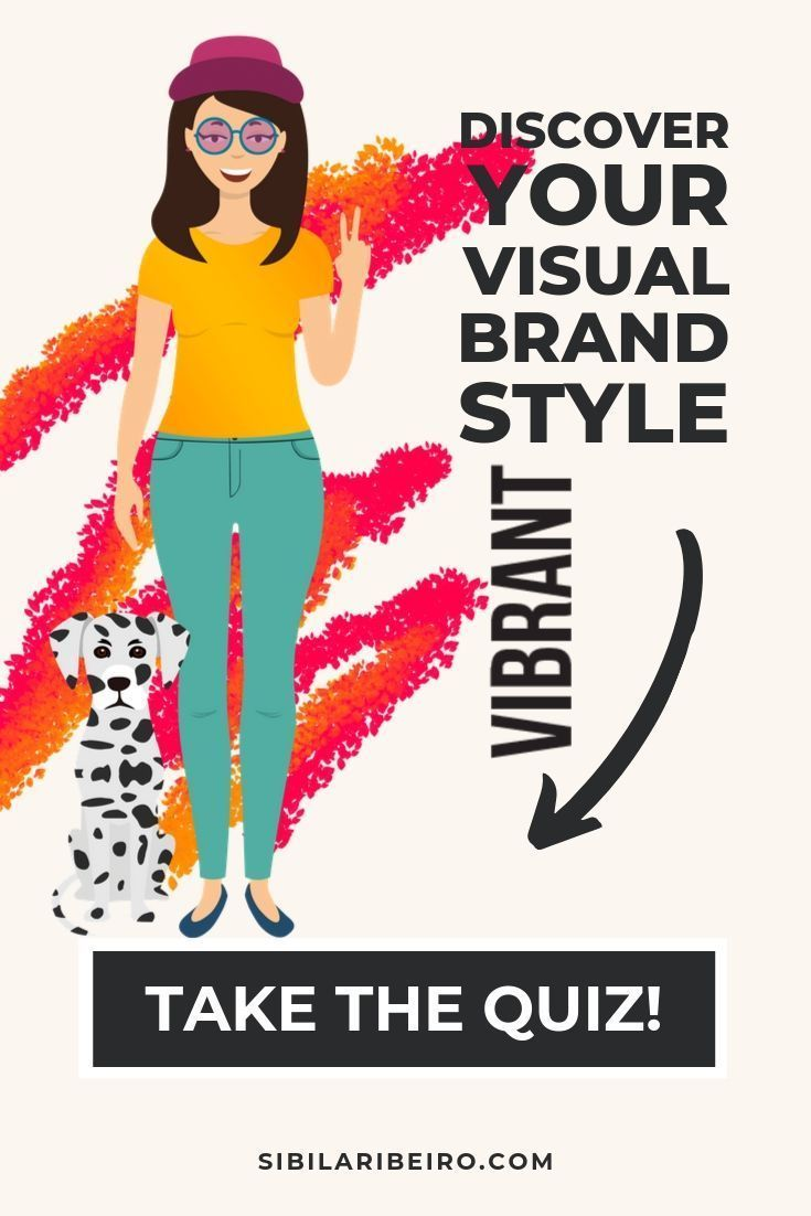 Quiz What S Your Visual Brand Style With Images Business Branding Inspiration Fashion Branding Website Design Inspiration