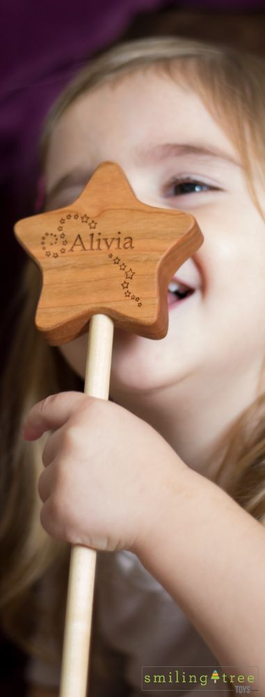 Magic Wand | Personalized gift for little girls