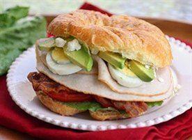... Lunch Love on Pinterest | Tuna salad, Turkey salad sandwich and Turkey